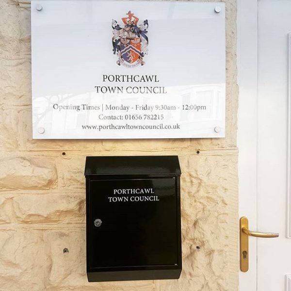 Eurobox - Porthcawl Town Council