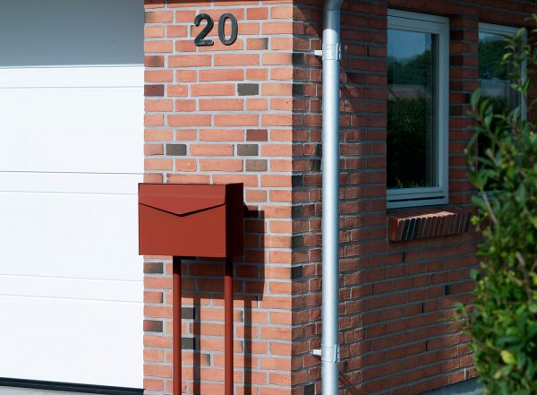 MEFA Letter - Freestanding Post Box