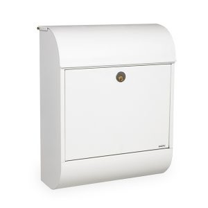MEFA Pearl Mailbox - Traffic White